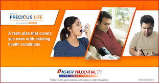 1,00,000 are allowed as a deduction from the taxable income each year under. Icici Pru Life On Twitter Healthy Or Not So Healthy Every Life Is Precious Our New Term Insurance Plan Icici Pru Precious Life Offers Term Life Cover For People Even With