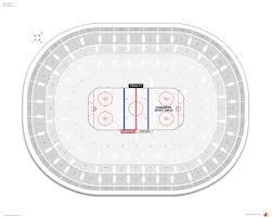 Montreal Canadiens Bell Center Seating Chart Montreal Canadiens Seating Guide Bell Centre