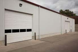 almond garage doorRibbed Steel Series
