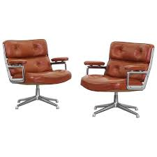 charles and ray eames furniture. Pair Of Lounge Lobby Chairs ES105 By Charles Ray Eames For Herman Miller Sale And Furniture S