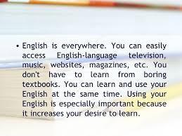 essay why it is important to learn english essay why it is essay why it is important to learn english