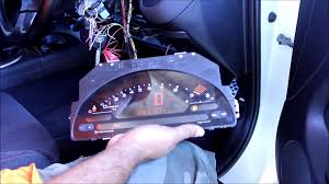 install new wireworx rsx s cluster harness