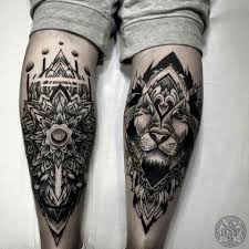 Leg Tattoo Men Wrist Tattoo Pattern Tattoos Mandala Tattoo Geometric