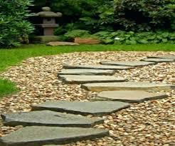 decorative garden stepping stones. Concrete Stepping Stones Medium Size Of First Decorative Garden Pebble Pea Painted .