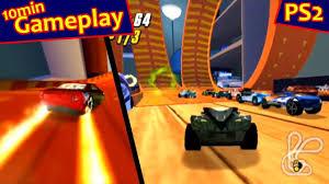 ps2 gameplay hotwheels