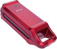 <b>Вафельница Kitfort KT-1611</b>-2 640Вт красный купить в интернет ...