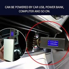 u disk gps l1 l2 signal jammer usb interface car shielding device s tomtop