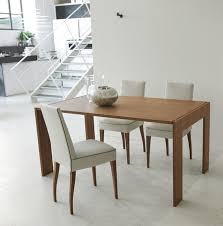 Modern Wood Dining Table Dining Table By Trueform Concrete - Modern wood dining room sets