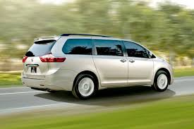 Used 2017 Toyota Sienna Minivan Pricing - For Sale | Edmunds