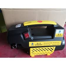 Máy rửa xe mini G3 1600W - Máy xịt rửa và phụ kiện Nhãn hàng OMAIS