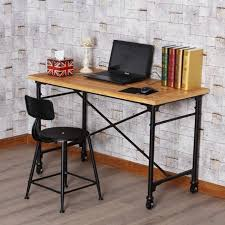 wrought iron and wood furniture. Simple Desk Smallholder American Iron Wood Furniture Vintage Woodard Wrought Chairs And