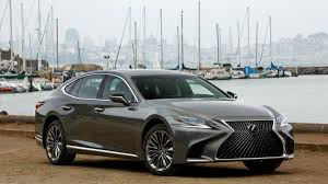 2018 Lexus LS luxury sedan: 10 things to know about the new car
