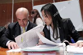 Cypriot Lawyer Polys Polyviou l who Heads Editorial Stock Photo - Stock  Image   Shutterstock
