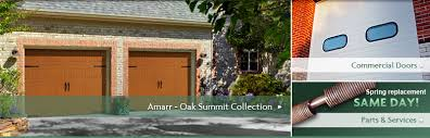 amarr garage doorAll City Garage Door  Amarr Garage Doors  Oak Summit Collection