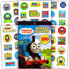 Thomas And Friends Reward Chart Details About Thomas The Train Reward Stickers 200 Stickers Free Shipping