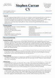 Word Resume Format New Sample Resume In Word Format Sample Resume