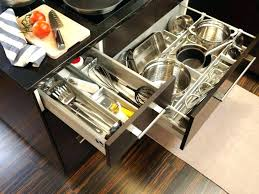 countertop silverware holder plate drawer organizer creative elegant kitchen storage organisers drawer plus silverware tray with cover draw dividers cabinet