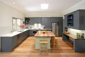 Delightful Kitchen Light Fixtures Design In Ceiling And Under Gray Cabinet  As Well Glass Window Beside Idea