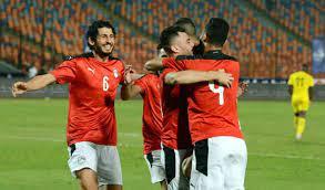 منتخب مصر يكتسح توغو ويقترب من بلوغ بطولة أمم أفريقيا