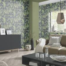 erismann paradiso tropical leaves pattern wallpaper jungle leaf forest textured 6303 08