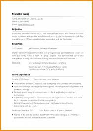Good Resume Examples Retail Cv Examples For Retail Jobs Uk Elegant Photography Resume