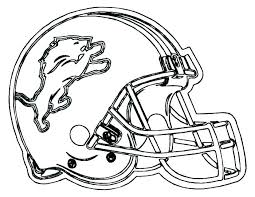 football color page coloring pages teams logos helmets helmet stormtrooper mask pa