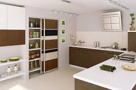 Small Picture Kitchen Wardrobe Designs New Wall Ideas Creative A Kitchen