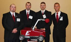 EKU Team Brings Home Third Place In National Robotics Contest | Department  Of Applied Engineering And Technology | Eastern Kentucky University