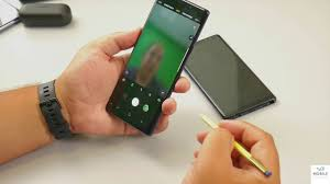 <b>Samsung Galaxy</b> Note 9. Возможности S Pen - YouTube