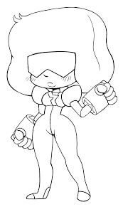 Steven Universe Coloring Pages Free Amethyst By Printable For Kids