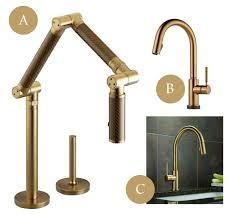 kitchen faucets brass] 100 images brass kitchen faucet