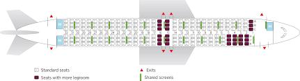 Sunwing 737 800 Seating Chart 62 Explicit Air Transat Plane Seating Chart