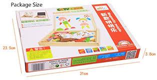 Tavolo Da Disegno Amazon : Giocattoli in legno scuola mwz giochi didattici multifunzionale