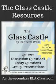 the glass castle resources students high school english and the glass castle is my students hands down favorite book to study