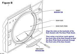 midmark m11 door dam gasket midmark part 053 0784 00 mig036 800 midmark m11 autoclave door gasket installation