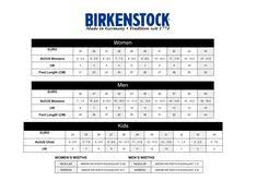 Birkenstock Shoe Size Chart Uk Fes Fashion Decor Fes_fashion_and_decor On Pinterest