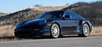 2011 Porsche 911 Turbo S Review