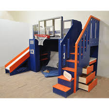 bunk bed with slide. Beautiful With Bunk Bed With Slide For T