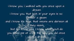 Once Upon A Dream Quotes Best of Disney Maleficent Lana Del Rey Once Upon A Dream