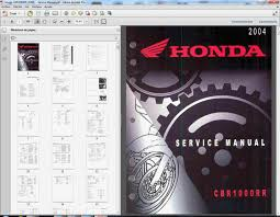 honda cbr1000rr 2004 2011 service owners manual honda cbr1000rr service manual wiring owners