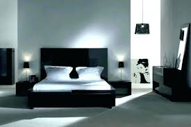 Blue Black White Bedroom Black And White Bedroom Decor Blue And ...