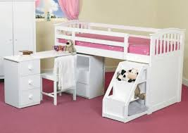 Enchanting White Cabin Bed and Cabin Beds For Kids From Rainbow Wood  Farnham Specialists In