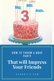3 year old girl birthday ideas