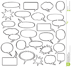 Word Bubble Templates 30 Comic Book Template Word Simple Template Design