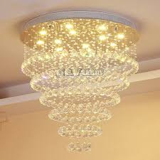 aliexpress com modern er de crystal chandelier large cristal lighting fixtures hotel projects staircase lamps restaurant cottage lights from