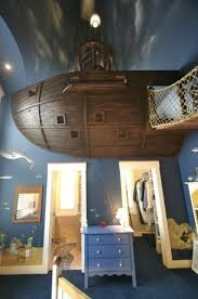 Pirate Themed Bedroom They Hang A Rope In Their 6 Year Olds Closet Now Watch When He