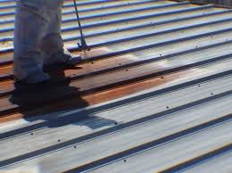 how to remove paint from corrugated iron rug designs
