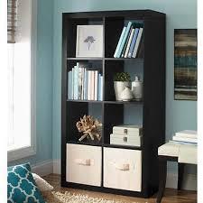 living room organization furniture. Bookcase Organizer 8 Cube Storage Shelves Living Room Furniture Black Organization O
