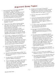 whats a good argumentative essay topic argument essays good comparison contrast essay topics elephant essays management