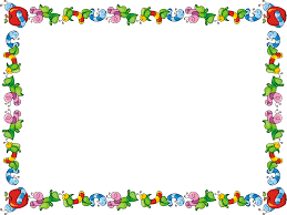 christmas borders animals clipart clipartfest 11 frames and borders in ppt